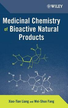 Medicinal Chemistry of Bioactive Natural Products - cover