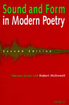 Sound and Form in Modern Poetry - Harvey Gross,Robert McDowell - cover