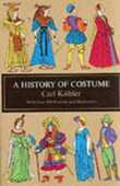 Libro in inglese A History of Costume Carl Kohler