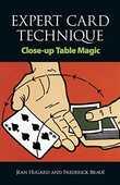 Libro in inglese Expert Card Technique: Close-Up Table Magic Jean Hugard Frederick Braue