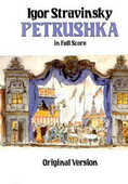 Libro in inglese Petrushka in Full Score: Original Version Igor Stravinsky