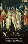 Libro in inglese The Renaissance: Studies in Art and Poetry Walter Pater