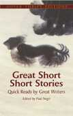 Libro in inglese Great Short Short Stories: Quick Reads by Great Writers Paul Negri