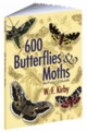600 Butterflies & Moths