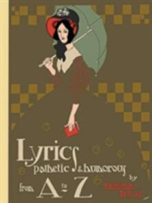 Lyrics Pathetic and Humorous from A to Z - Edmund Dulac - cover