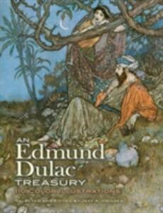 An Edmund Dulac Treasury: 110 Color Illustrations - Edmund Dulac - cover