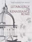 Libro in inglese Letarouilly on Renaissance Rome: Tbd John Barrington Bayley