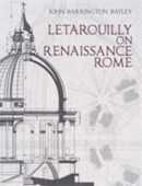Libro in inglese Letarouilly on Renaissance Rome: Tbd John Barrington Bayley