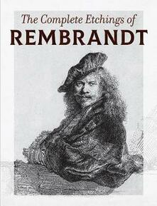 Complete Etchings of Rembrandt - Rembrandt - cover