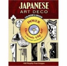 Japanese Art Deco - Tomoyuki Onuma - cover