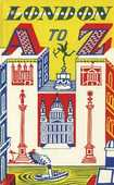 Libro in inglese London A to Z: Gift Book John Metcalf Edward Bawden