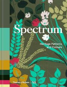 Spectrum: Heritage Patterns and Colours - cover