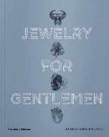 Jewelry for Gentlemen - James Sherwood - cover
