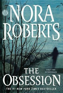 Libro in inglese The Obsession  - Nora Roberts