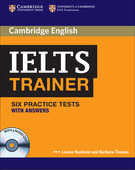 Libro in inglese IELTS Trainer Six Practice Tests with Answers and Audio CDs (3) Louise Hashemi Barbara Thomas
