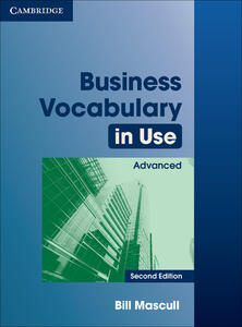 Business Vocabulary in Use Advanced with Answers - Bill Mascull - cover