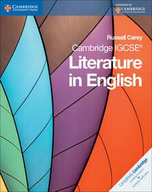Cambridge International IGCSE - Russell Carey - cover