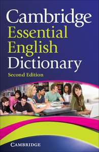 Libro Cambridge essential english dictionary  0