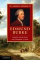 Cambridge Companion to Edmund Burke. Edited by David Dwan and Christopher Insole