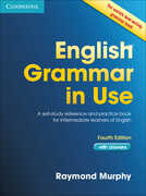 Libro in inglese English Grammar in Use Book with Answers: A Self-Study Reference and Practice Book for Intermediate Learners of English Raymond Murphy