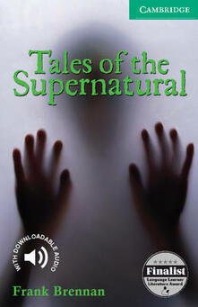 Tales of the Supernatural Level 3 - Frank Brennan - cover
