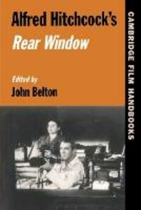 "Libro in inglese Alfred Hitchcock's ""Rear Window"""