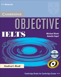 Objective IELTS. Advanced. Student's book. Per le Scuole superiori. Con CD-ROM - Capel Annette Sharp Wendy Black Michael - wuz.it