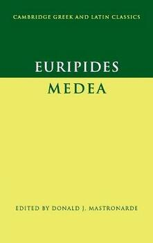 Cambridge Greek and Latin Classics - Euripides - cover
