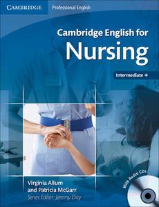 Cambridge english for nursing. Con 2 CD Audio