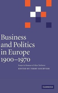 essays in economics and business history