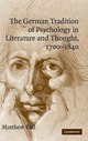 German Tradition of Psychology in...
