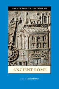 Libro in inglese The Cambridge Companion to Ancient Rome