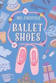 Ballet Shoes - Noel Streatfeild - cover