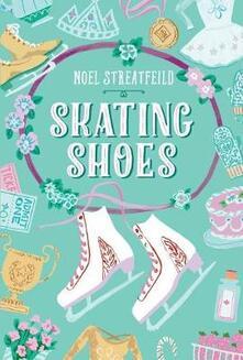 Skating Shoes - Noel Streatfeild - cover