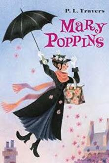 Mary Poppins - P L Travers - cover