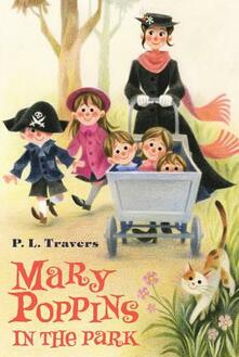 Mary Poppins in the Park - P L Travers - cover