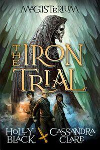 Libro inglese The Iron Trial Holly Black , Cassandra Clare