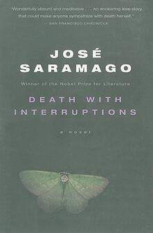 Death with Interruptions - Jose Saramago - cover