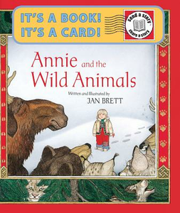 Libro in inglese Annie and the Wild Animals  - Jan Brett