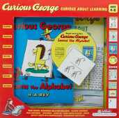 Libro in inglese Curious George Curious about Learning Boxed Set H A Rey