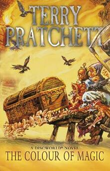 The Colour Of Magic: (Discworld Novel 1) - Terry Pratchett - cover