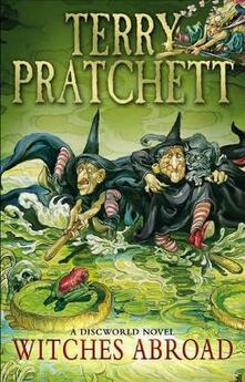 Witches Abroad: (Discworld Novel 12) - Terry Pratchett - cover