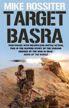 Target Basra - Mike Rossiter - cover