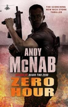 Zero hour - Andy McNab - copertina