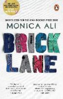 Brick Lane - Monica Ali - cover