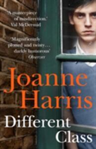 A different class - Joanne Harris - copertina
