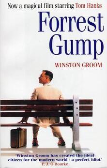 Forrest Gump - Winston Groom - cover