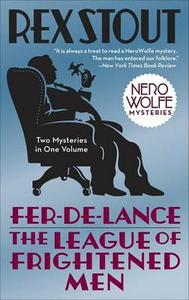 Libro in inglese Fer-de-Lance & the League of Frightened Men  - Rex Stout