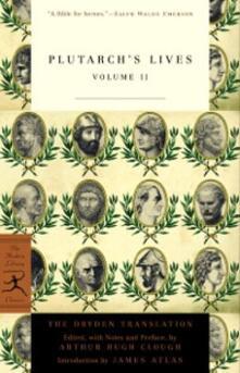 Plutarch's Lives, Volume 2