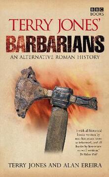 Terry Jones' Barbarians - Alan Ereira,Terry Jones - cover